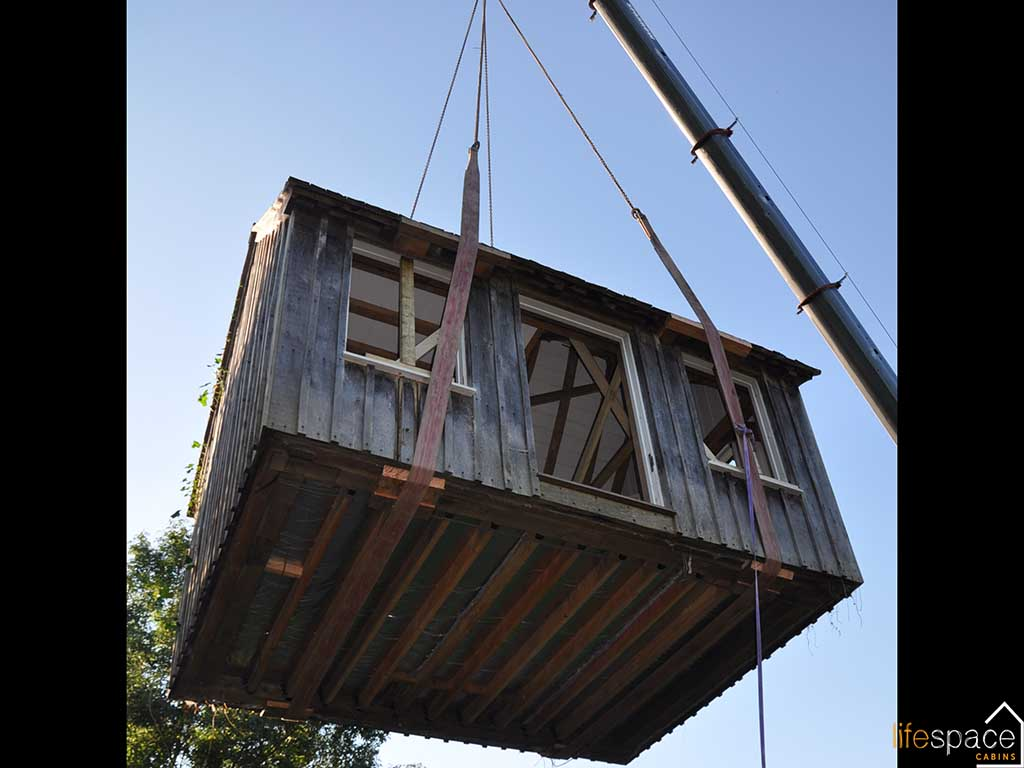 News Feed Cabin on the move 2| Life-space-cabins Charley Brentnall