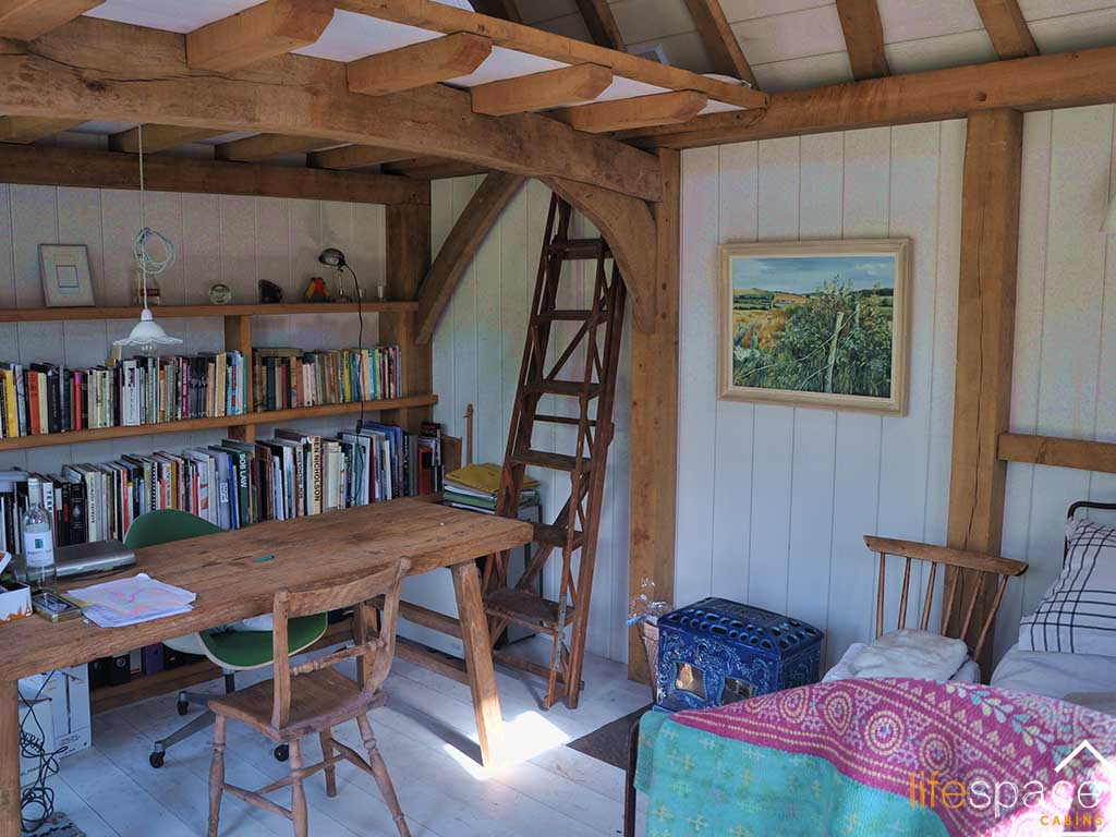 News Feed Cabin Interior| Life-space-cabins Charley Brentnall