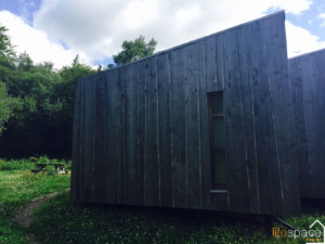 Hooke Park architecture | Life Space Cabins