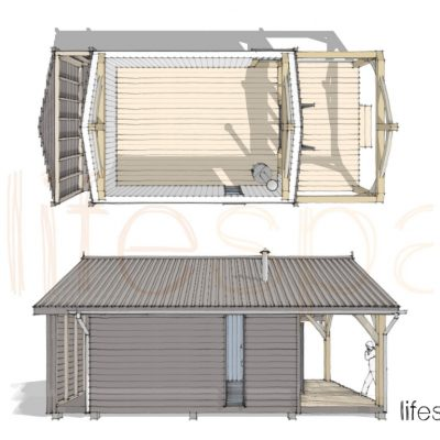 Riverside Design 2 | Life Space Cabins