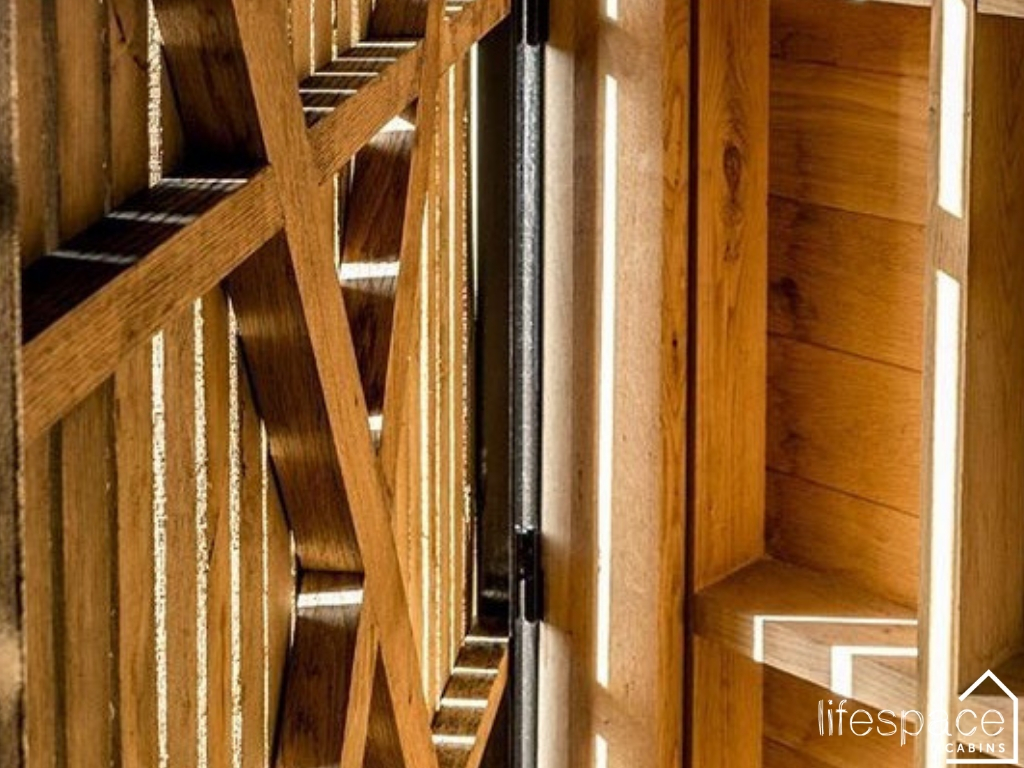 Keep Warm with Natural Light | Life Space Cabins