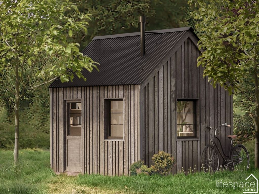 Timber cabin for Glamping businesses