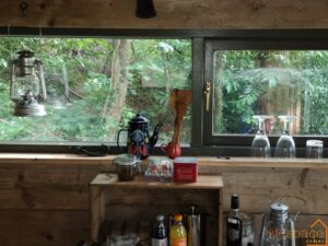 Basic supplies in your woodland cabin UK | Life Space Cabins