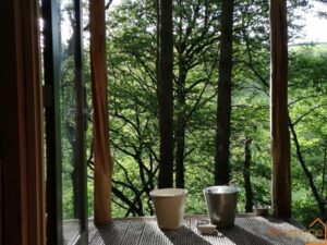 Spending family time in your own Cabin in the woods UK | Life Space Cabins